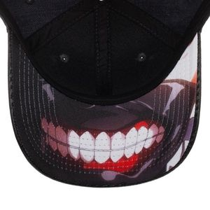 22316cdca1b86 Bioworld Accessories - Tokyo Ghoul Snapback Hat Carbon Fiber Official